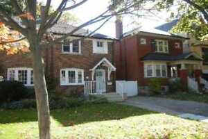 143 CRANBROOKE, Yonge/Lawrence, 3BR/2Bath ENTIRE HOUSE, November
