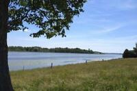 Lake Scugog Waterfront lots
