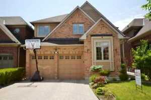 Detached Home in Mississauga for Rent