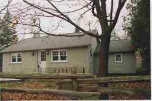 Three Bedroom Bungalow In Richmond hill $1800