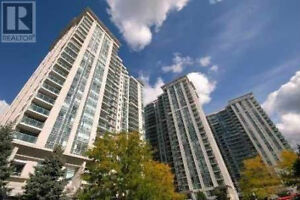 Yonge Sheppard 1 Bedroom Condo For Rent with 1 parking