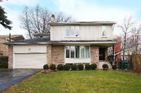 Prestigious Bright Home In Denlow And York Mills for rent