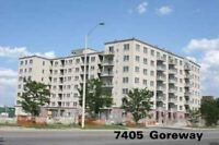 Beautiful 2 Br+Den Unit W/Large Living/Dining Area