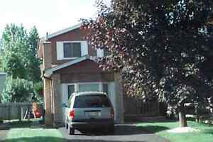 DETACHED TWO STOREY with GARAGE!