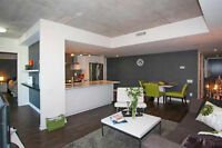 Beautiful Furnished Condo on King St