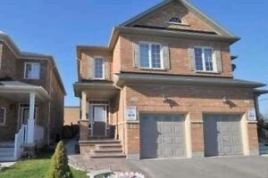 Beautiful Executive Semi Detach For Rent In Heart Of Mississauga