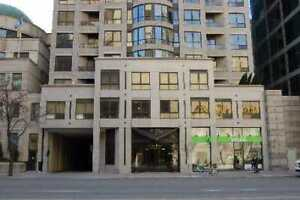 $1850 / 372ft2 - Yonge and Bloor Furnished Studio condo