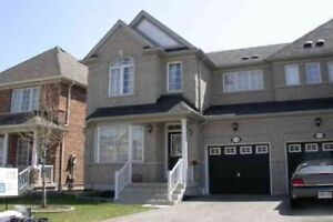 3 bdr- Semi in Mississauga Location, Wonderful Home !@@@