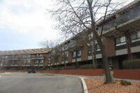 Two Storey Condo For Sale Overlooking Huron Park in Mississauga