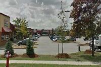 Exclusive Dixie & Eglinton Prime Plaza Unit Lease (2500 sqft)