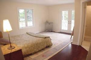 Master Bedroom, Private Living Room in a Shared House  - Milton
