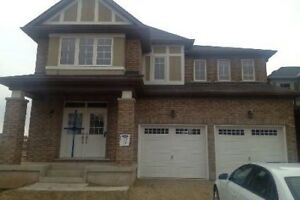Beautiful Brand New Detached House for Rent in Brampton - ASAP