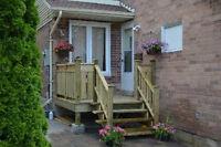 3 bedroom home in Pickering