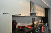 Luxury 3 Bdr,2 Full Washrooms Condo For Short Rent Bay/College