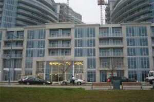 Humber Bay Waterfront 2 bdrm Condo For Rent
