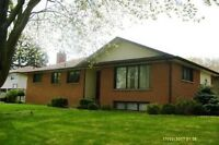 Oshawa north. Large bungalow main floor only all inclusive.