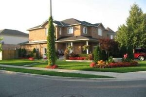 Fully detached house at prime location in Brampton for best rent