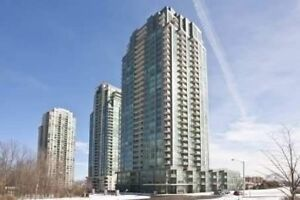 Spacious One Bedroom Located In Elle Of Mississauga