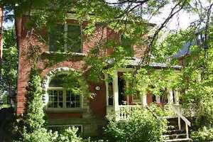 Charming 1 Bedroom in Historic Roncesvalles Home