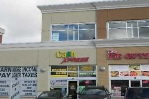 Newer Office Space for lease in Busy Brampton Plaza