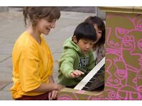 Experienced Piano Teacher, North London - Hampstead, Muswell Hill, Finchley
