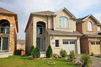 4 Bedroom Beautiful Detached house for Rent in Ajax
