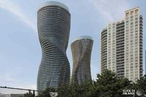 2 BEDROOMS CONDO APARTMENT FOR SALE IN MISSISSAUGA
