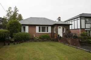 2-bedroom HOUSE for RENT, Yonge and Steeles,MAIN FLOOR