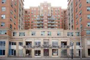 One Bedroom plus Den - All Utilities Included - Downtown