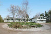 CLAREMONT EXEC 8 ACRE RANCH B-LOW WITH 15 STALL HORSE BARN
