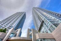 Spacious Modern Luxury 1Bdrm+Den @ Quantum Towers