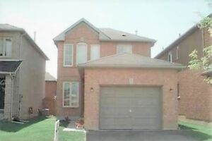 Beautiful Detached House with Fin Bsmt Apt * Mclaughlin/Bovaird