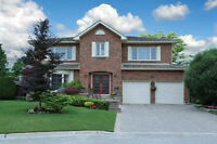 AURORA. OUTSTANDING HOME WITH POOL BACKS ONTO GREEN BELT.
