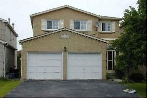 4371 Waterford Cres, 4 Bedrooms + 4 Baths Detached Home