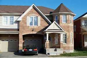 BEAUTIFUL 2 STOREY SEMI-DETACHED  HOUSE 4BR + 3WR IN MILTON