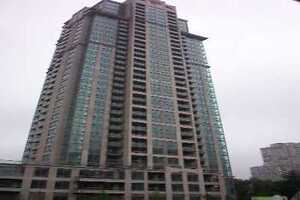 Missisauga Walk To Square One! 2 + 1 for Rent