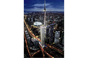 Brand New Condo with Luxurious Amenities at 10 York