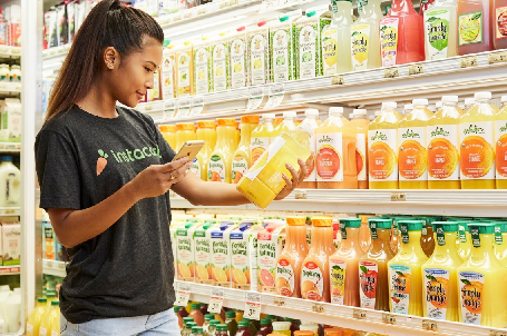 Instacart - PERSONAL SHOPPER - EARN UP TO $780+/WK