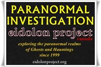 PARANORMAL INVESTIGATOR TRAINEE (Intern) REQUIRED