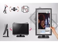 """LG 22"""" LED Backlit Monitor With Built-in Speakers - New in Box"""