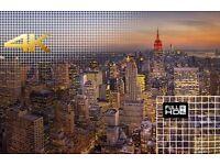 Panasonic 65 SMART 4K ULTRA HD 3D LED TV VOICE CONTROL QUAD CORE PRO