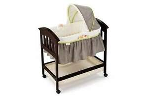 Summer infant fox and friends bassinet