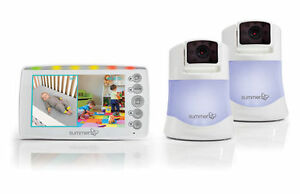 BRAND NEW Summer Infant Side by Side 2.0 Baby Monitor for Sale
