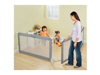 SUMMER INFANT ,SURE AND SECURE CUSTOM FIT GATE 360CM