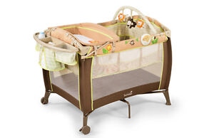 Summer playpen with baby changing table