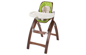 Bentwood Summer Infant High Chair