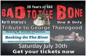 Concert /Motorcycle show n shine - Rocking On The River