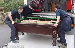 POOL TABLE REMOVALS- REFELTING- NEW RUBBERS-NEW POCKETS -REFURBIS Blacktown Blacktown Area Preview