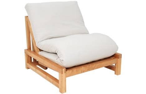 FUTON COMPANY SINGLE SEATER SOFA BED