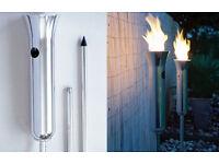 Hotspot Gas Flame (Olympic Torch) - Garden Light Home Party Event Outdoor Heat Fire